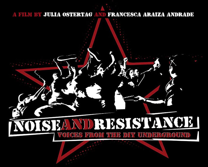 Noise and Resistance - Feature documentary by Julia Ostertag & Francesca Araiza Andrade